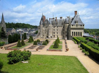 Château de Langeais - Au gré de la Loire