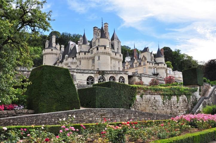Château de Rigny Ussé - La Belle au Bois Dormant - Au gré de la Loire