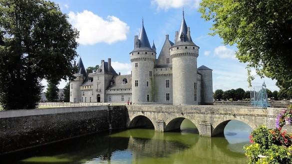 Château de Sully-sur-Loire - Découvrir Au gré de la Loire
