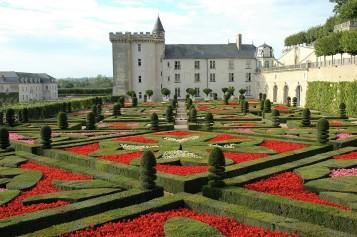 Château de Villandry - Au gré de la Loire