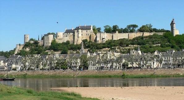 Château de Chinon