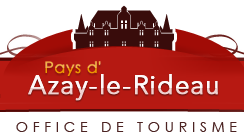 Office du Tourisme - Azay-le-Rideau